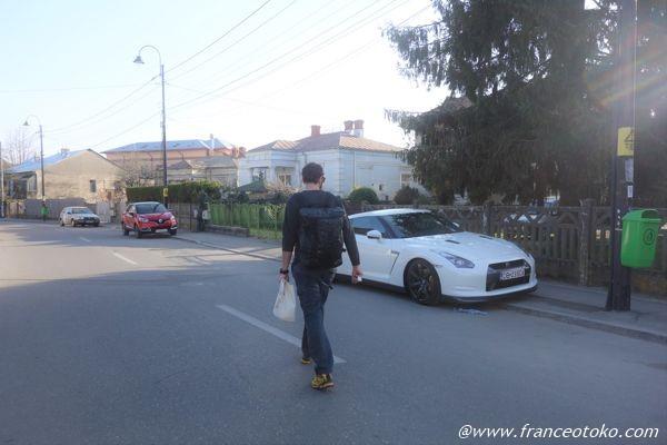 ルーマニア 車