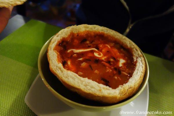ルーマニア 名物料理 スープ
