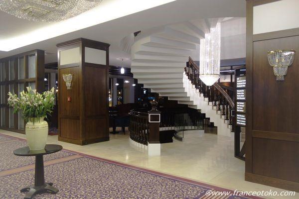 シナイア ホテル ルーマニア