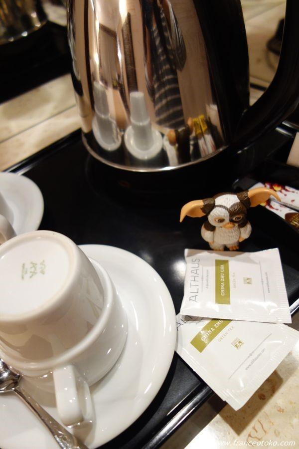 althaus お茶
