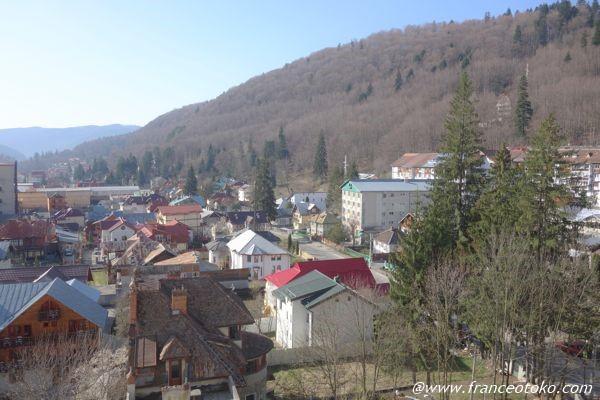 シナヤ ルーマニア