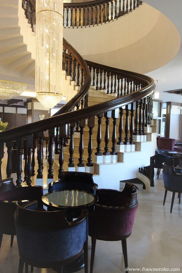 シナイア sinaia ホテル