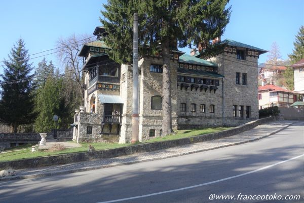 ルーマニア シナヤ