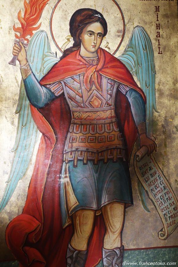 ルーマニア 天使