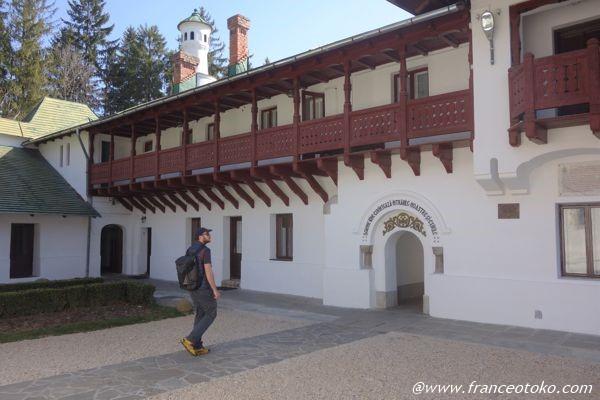 ルーマニア シナヤ 観光