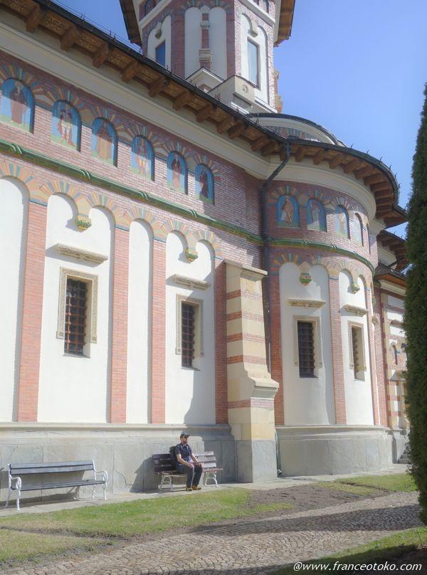 シナイア僧院 ルーマニア観光