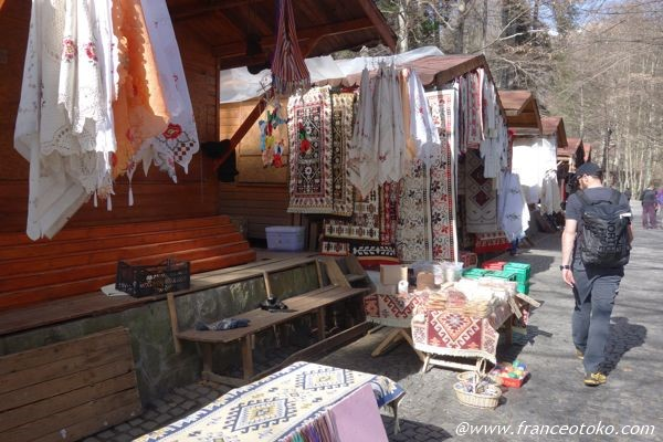 ルーマニア お土産