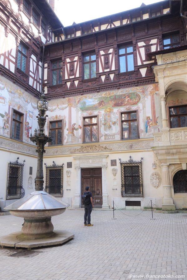 ペレシュ城 ドイツ様式