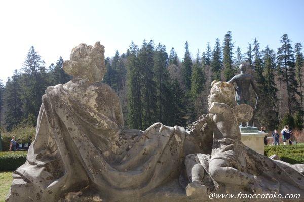 ペレシュ城 ルーマニア