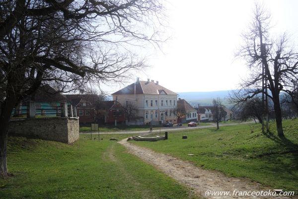 Transylvania messendorf