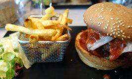 New-York à Paris パリ17区で満腹おいしいハンバーガーデート