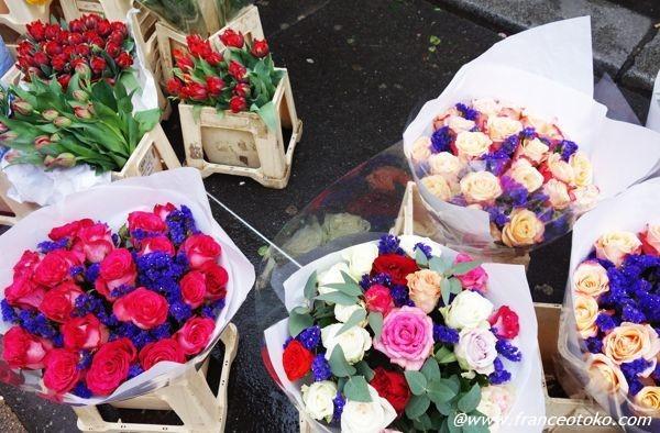 パリのバラ