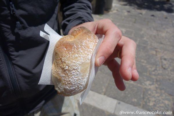 シチリア 菓子パン