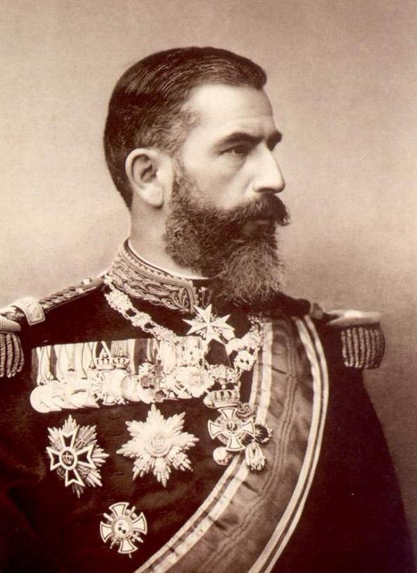 ルーマニア初代国王 カロル1世