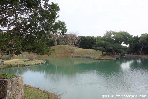 識名園 沖縄 観光