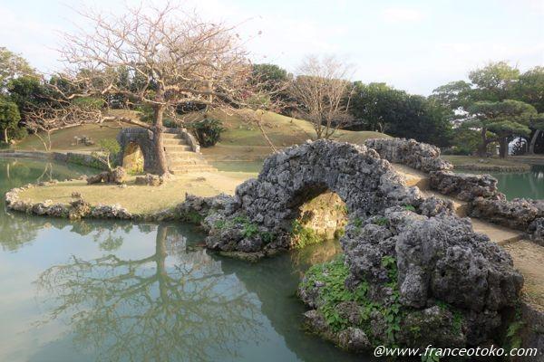 識名園 日本の庭園 世界遺産