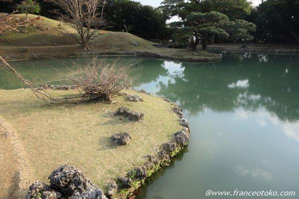 識名園  沖縄観光