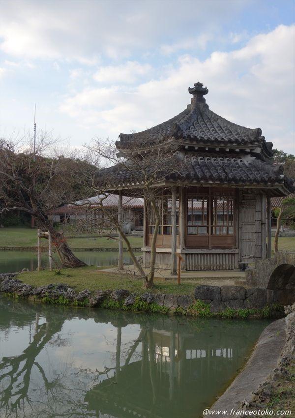 沖縄 観光 識名園