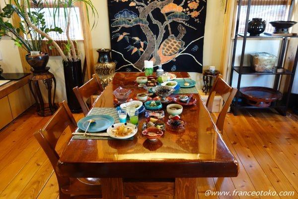 沖縄 薬膳朝食