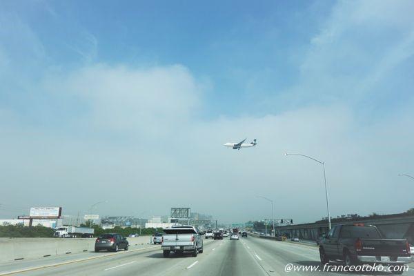 ラックス 空港 飛行機