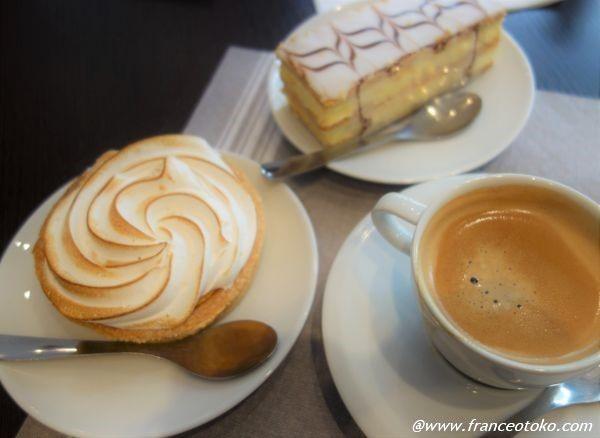フランス 定番ケーキ