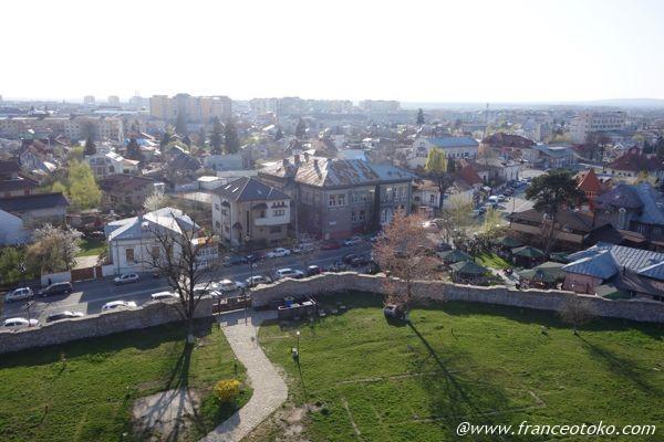 キンディア塔 トゥルゴヴィシュテ
