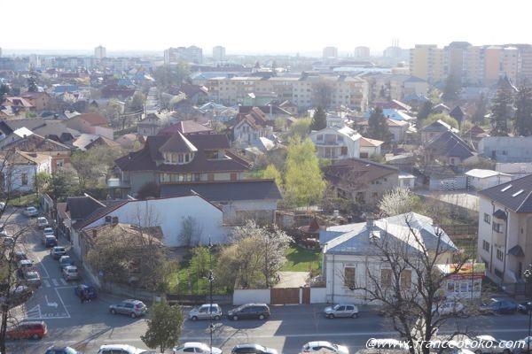 キンディア塔 ルーマニア