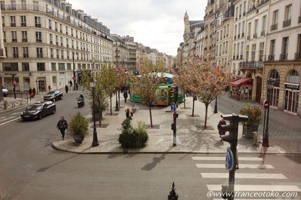 パリ サンポール駅