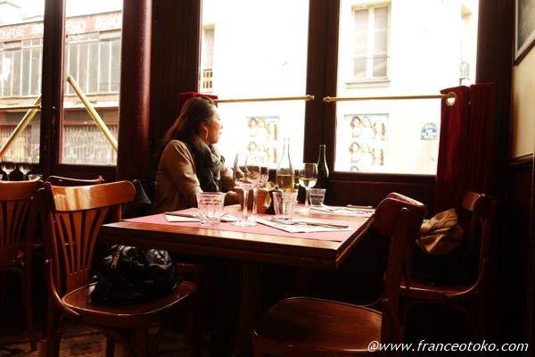 マレ cafe des musees paris