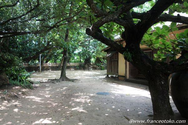 舟蔵の里 石垣島の古民家