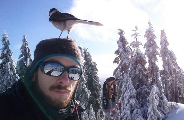 雪山登山 バンクーバー