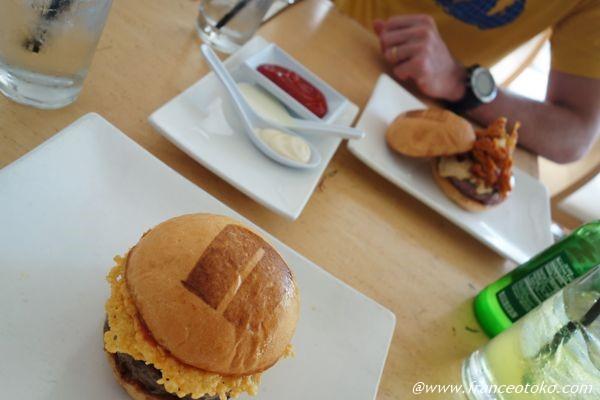 umami burger ロサンゼルス