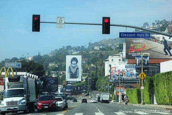 ロサンゼルス 観光