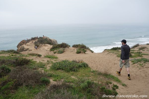 Point Dume's Westward Beach continues to be a popular filming location for films