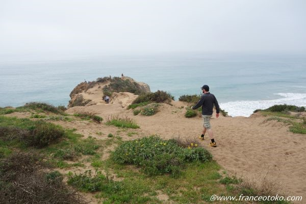 Point Dume's Westward Beach continues to be a popular filming location
