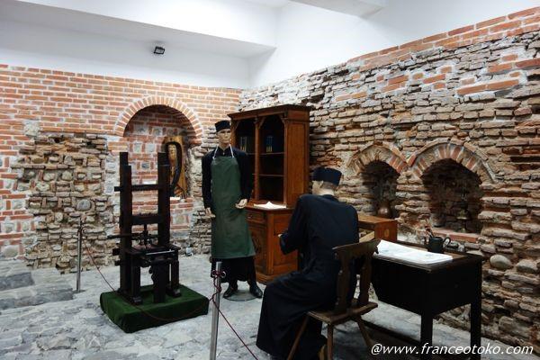 ヴラドツェペシュ 博物館