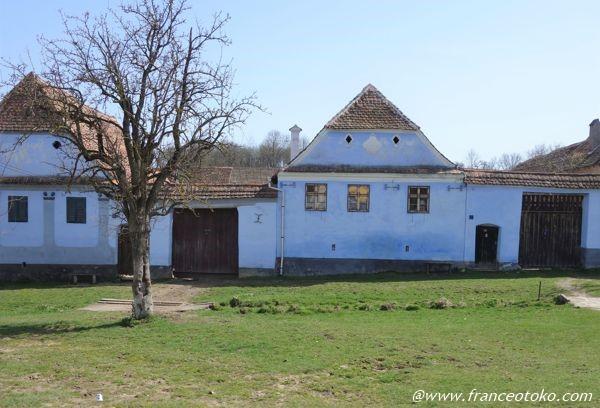 ルーマニア 村