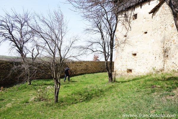 トランシルヴァニア地方の要塞聖堂のある村落群