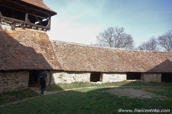 ヴィスクリ要塞教会 世界遺産