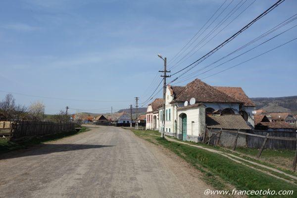 ルーマニア 家屋