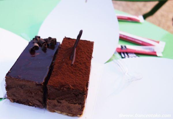 フランス 定番チョコレートケーキ