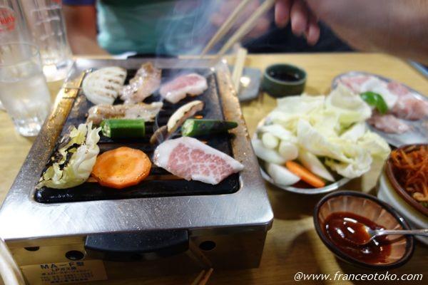 東京亭 石垣島 焼肉