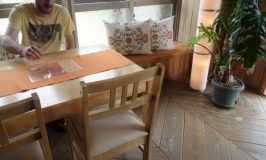 石垣グルメ♡琉球スイーツ庵でカフェ休憩&つけ麺はつがい