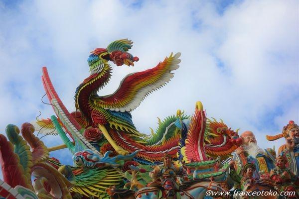 中国 伝統 鳳凰
