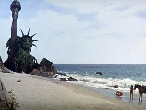 猿の惑星 Planet of the Apes (1968)