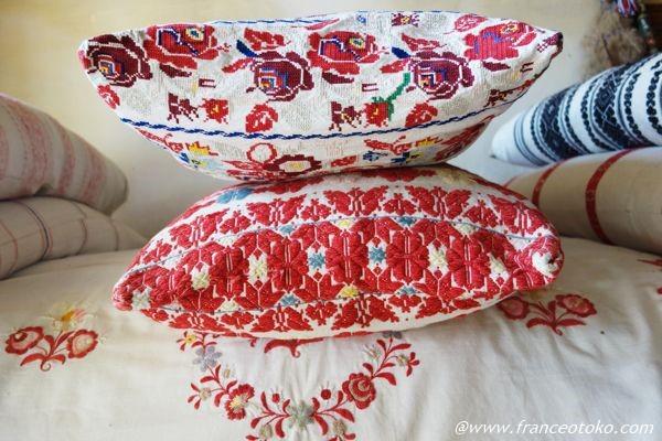 エンブロイダリー 刺繍