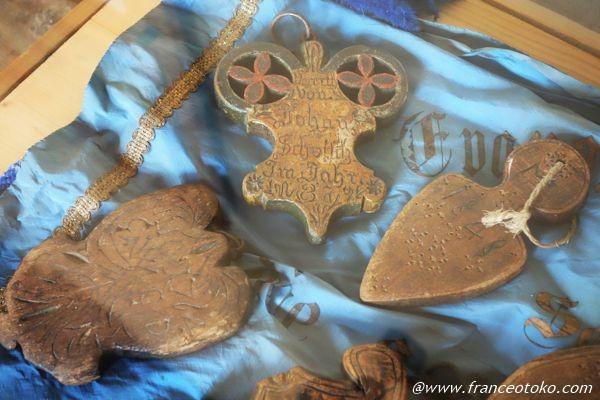 ルーマニア 木彫り 民芸品