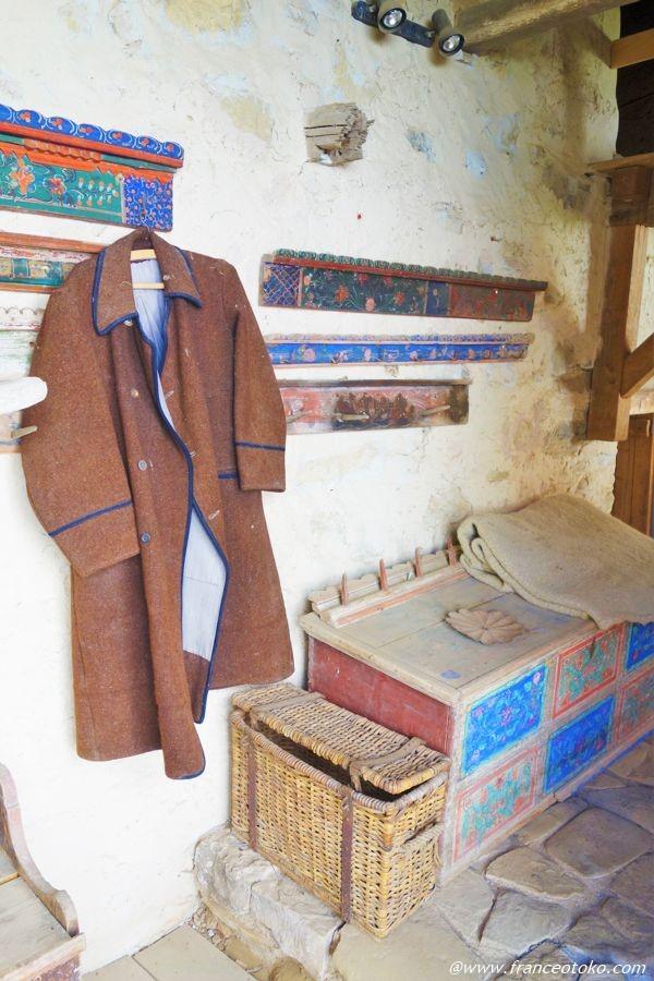 ヴィスクリ要塞教会 博物館