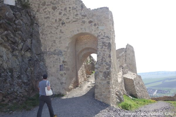 Rupea Citadel