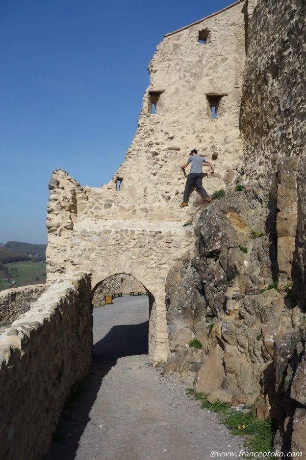 Rupea Citadel ルーマニア